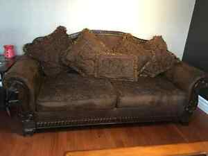 Ashley Furniture Couch & Loveseat