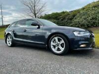 2012 Audi A4 Avant 2.0TDIe Technik Full Leather £30 Road Tax Estate