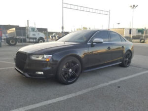 AUDI S4 2013  6 SPEED MANUAL
