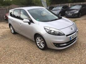 2012 Renault Grand Scenic 1.6TD ( 130bhp ) 2012MY Dynamique Tom Tom 7 seater