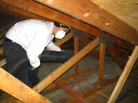 INSULATION REMOVAL & REINSTALL