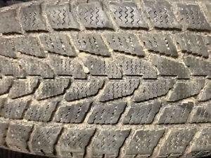 4 pneus hiver 185 65 R14