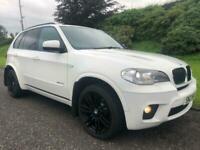 2012 BMW X5 3.0TD xDrive30d M Sport 7Seats PAN ROOF 4X4 245BHP