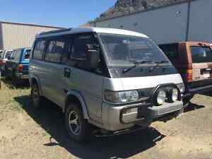 1992 Mitsubishi Other Grey/Silver Wagon