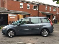 **Citeron C4 Picasso 1.6 Diesel 5 Door 7 Seater Famially Car Automatic Bargain**