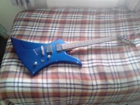 Jackson Kelly Electric Guitar