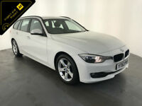 2013 63 BMW 320D SE TOURING DIESEL ESTATE 1 OWNER SERVICE HISTORY FINANCE PX