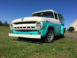 1957 Ford Truck | Kijiji - Buy, Sell & Save with Canada's #1