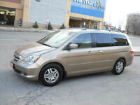 2006 Honda Odyssey, EX-L, Leather, Sunroof,  Certified,