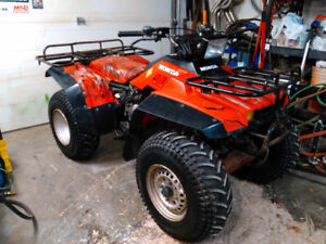 1986 honda 350 fourtrax