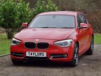 BMW 1 Series 118i 1.6 Sport 5dr PETROL AUTOMATIC 2014/14