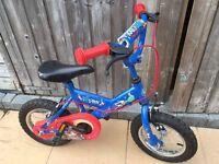 "Kid boys bike 12"""