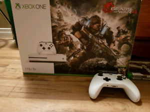 Xbox one 1tb package