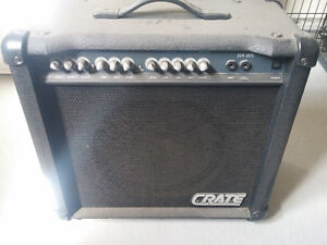 **GIVING AWAY GUITAR AMP for $40!!**
