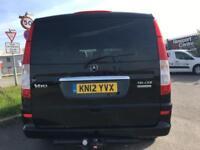 Mercedes-Benz Vito 2.1CDi LONG Dualiner 116CDI SPORT 160BHP CREW VAN