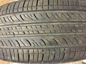4 HANKOOK H426 OPTIMO 205 55 16 ALL SEASON SUMMER TIRE