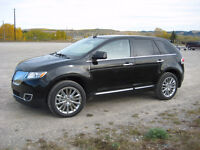 2011 Lincoln MKX Full Leather SUV, Crossover
