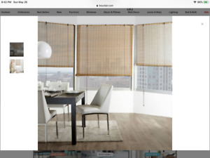Window coverings blinds