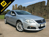 2011 Volkswagen Passat CC GT 2.0TDI 140ps BlueMotion Tech **Full History**