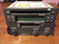 Volvo audio head unit HU - 605