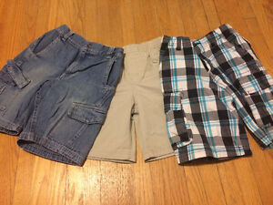 3 Boy Shorts From Woodland, Cherokee and Route 66