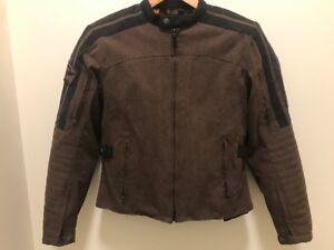 Female Motorcycle Jacket