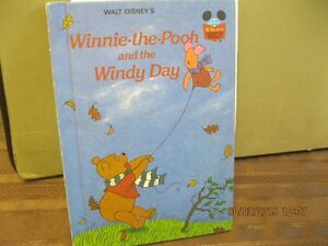 WINNIE   THE  POOH  AND THE WINDY DAY    YEAR    1984 Oakville / Halton Region Toronto (GTA) image 1