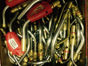 air-acetylene torch tips for sale