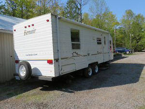 2003 Bonair 24 Foot Camper Trailer with awning (BA2480T)