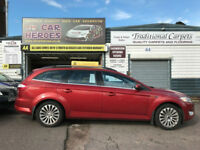 2007 FORD MONDEO ESTATE TITANIUM X 2.0TDCi 140 ( AA ) WARRANTED INCLUDED