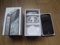 Apple iphone 4s 16gb unlocked any network ***like brandnew***100% original phone not refurbished***