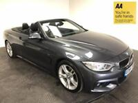 2014 64 BMW 4 SERIES 2.0 420D M SPORT 2D AUTO 181 BHP DIESEL