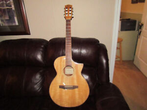 Ibanez classical cw electric nylon string