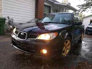 2007 Impreza special edition Update  (parts available)