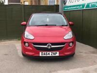 2014 Vauxhall Adam 1.4 i VVT 16v GLAM 3dr