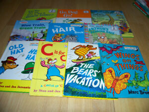27 Hard Cover Dr Seuss Books: Great Titles
