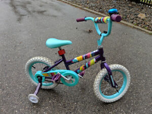 Have 3 girls bikes (12 inch, 14 and 18) in excellent condition