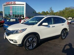 2016 Honda CR-V Touring / AWD / Leather