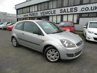 2006 Ford Fiesta 1.25 Style Climate - Silver - Platinum Warranty!