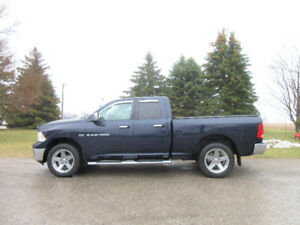 2012 Dodge Ram 1500 4x4- BIG HORN!!  ONE OWNER SINCE NEW!!