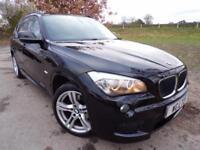 2012 BMW X1 xDrive 20d M Sport 5dr Step Auto Low Miles! Comfort Pack! 5 door...