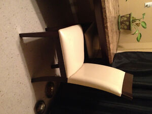 diningroom table with 6 chairs Kitchener / Waterloo Kitchener Area image 2