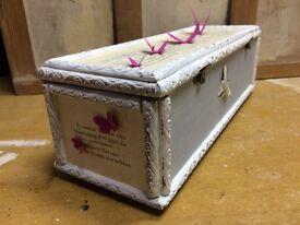Butterfly Jewellery/storage box