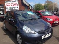 Honda Jazz 1.4i-DSI SE FRESH MOT WITH THIS CAR