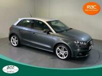 2013 Audi A1 1.4 TFSI S line Sportback 5dr Hatchback Petrol Manual