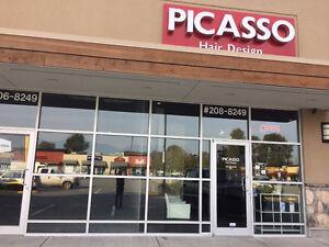 Chilliwack's Upscale Hair Salon for Sale