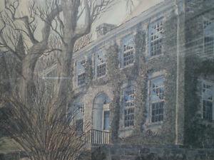 "Ben Babelowsky-""MacKenzie House"" Print Kitchener / Waterloo Kitchener Area image 7"