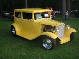 1928 Chevy 2dr Custom