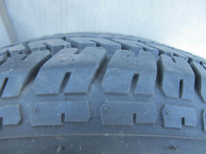2 @ SX 9000 HR RADIAL TIRES ( $ Negotiable) West Island Greater Montréal image 7