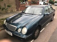 Mercedes E200 Auto PERFECT DRIVE MOT TAX